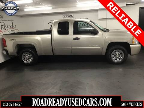 2008 Chevrolet Silverado 1500 for sale at Road Ready Used Cars in Ansonia CT