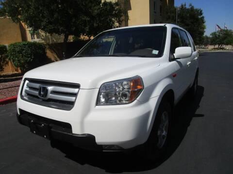 2007 Honda Pilot for sale at PRESTIGE AUTO SALES GROUP INC in Stevenson Ranch CA