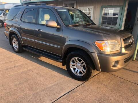 2005 Toyota Sequoia for sale at Executive Auto Sales DFW in Arlington TX