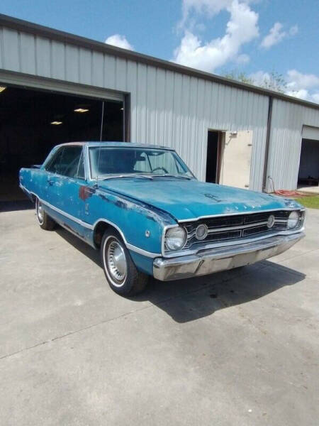 1968 Dodge Dart for sale at Bayou Classics and Customs in Parks LA