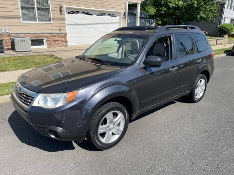 2010 Subaru Forester for sale at Jordan Auto Group in Paterson NJ