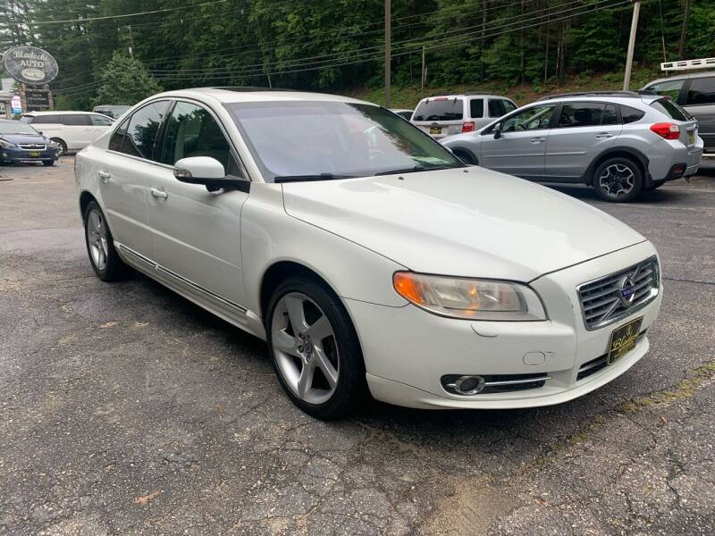 2010 Volvo S80 for sale at Bladecki Auto LLC in Belmont NH