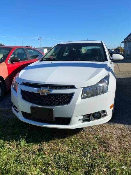 2014 Chevrolet Cruze for sale at MJ'S Sales in Foristell MO