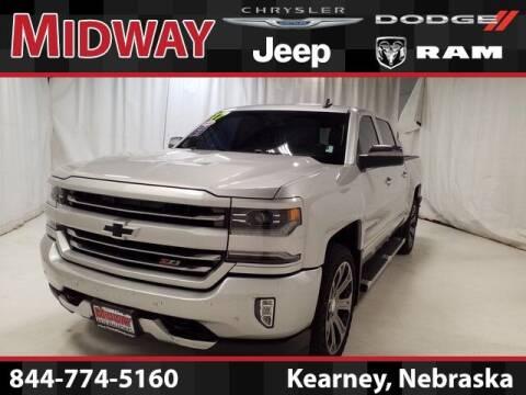 2017 Chevrolet Silverado 1500 for sale at MIDWAY CHRYSLER DODGE JEEP RAM in Kearney NE