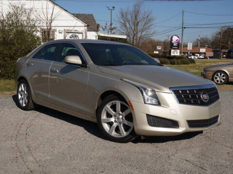 2014 Cadillac ATS for sale at Auto Mart in Kannapolis NC
