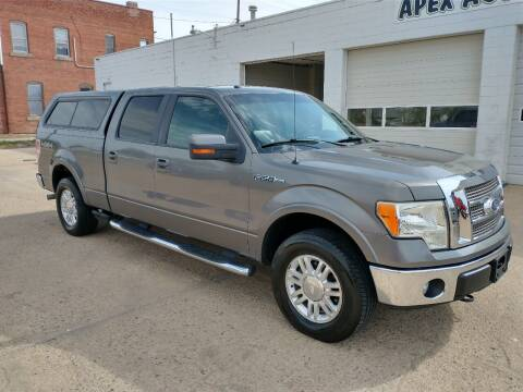 2011 Ford F-150 for sale at Apex Auto Sales in Coldwater KS