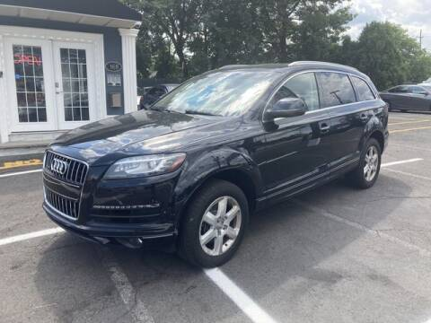 2013 Audi Q7 for sale at QUALITY AUTOS in Newfoundland NJ