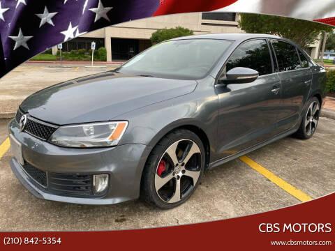 2013 Volkswagen Jetta for sale at CBS MOTORS in San Antonio TX