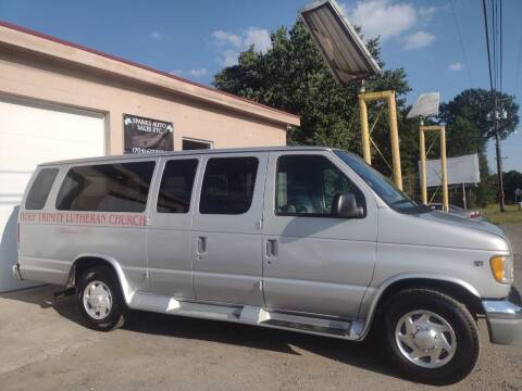 1999 Ford E-350 for sale at Sparks Auto Sales Etc in Alexis NC
