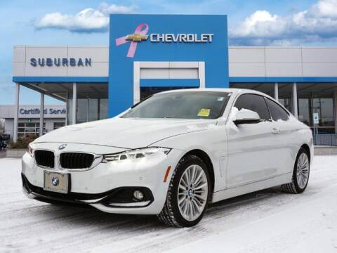 2016 BMW 4 Series for sale at Suburban Chevrolet of Ann Arbor in Ann Arbor MI