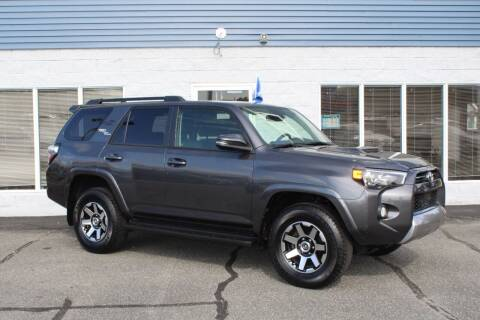 2020 Toyota 4Runner for sale at Thrifty Car Sales Westfield in Westfield MA