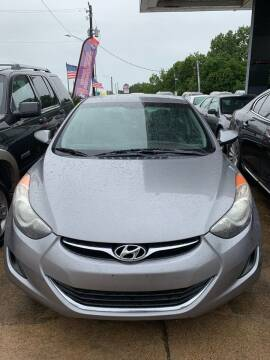 2011 Hyundai Elantra for sale at Houston Auto Emporium in Houston TX