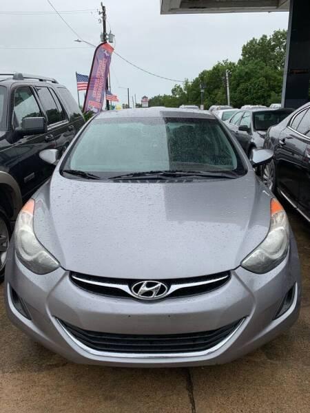 2011 Hyundai Elantra for sale at Houston Auto Emporium in Houston TX