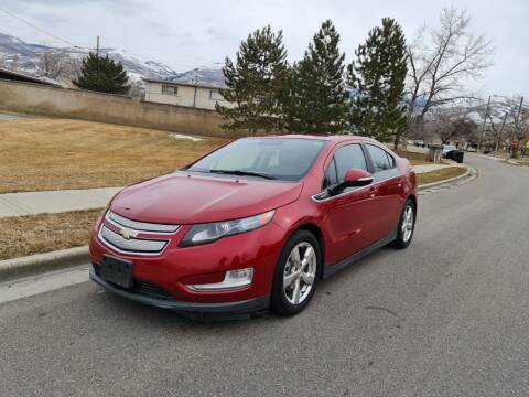 2014 Chevrolet Volt for sale at A.I. Monroe Auto Sales in Bountiful UT