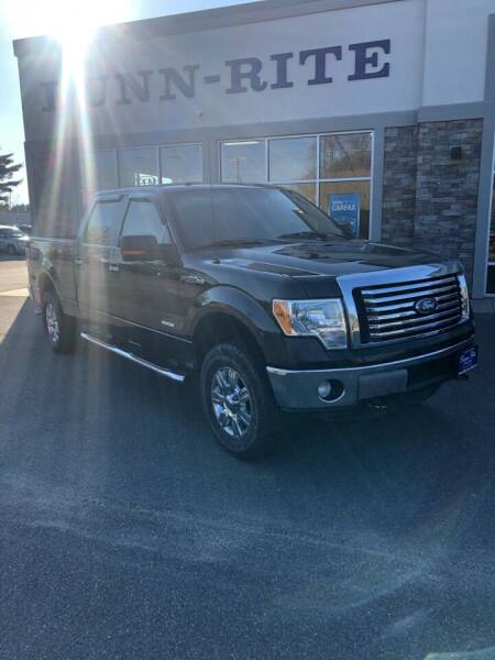 2011 Ford F-150 for sale at Dunn-Rite Auto Group in Kilmarnock VA
