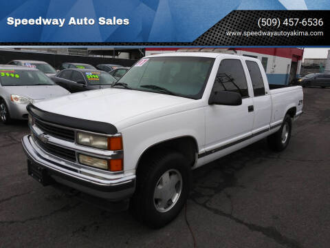 1997 Chevrolet C/K 1500 Series for sale at Speedway Auto Sales in Yakima WA
