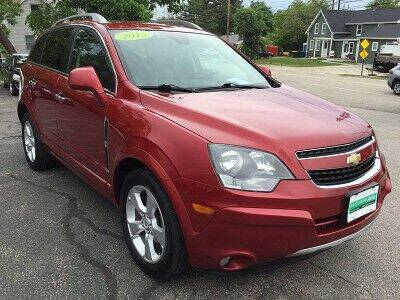 2015 Chevrolet Captiva Sport for sale at Metro West Auto in Bellingham MA