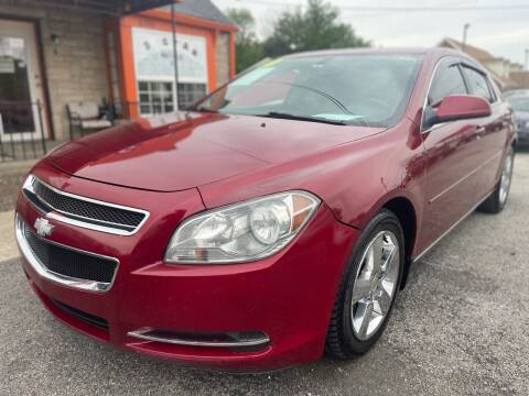 2010 Chevrolet Malibu for sale at 5 STAR MOTORS 1 & 2 in Louisville KY