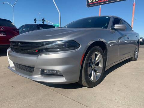 2017 Dodge Charger for sale at Town and Country Motors in Mesa AZ