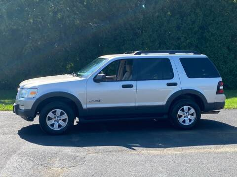 2006 Ford Explorer for sale at All American Auto Brokers in Anderson IN