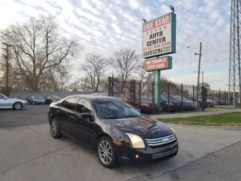 2009 Ford Fusion for sale at Five Star Auto Center in Detroit MI