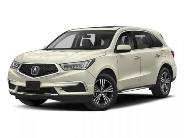 2018 Acura MDX for sale at SPRINGFIELD ACURA in Springfield NJ