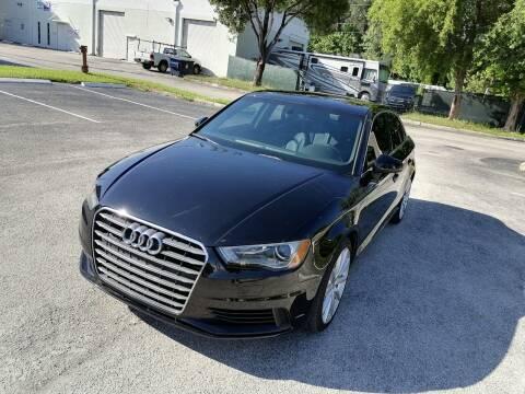 2015 Audi A3 for sale at Best Price Car Dealer in Hallandale Beach FL