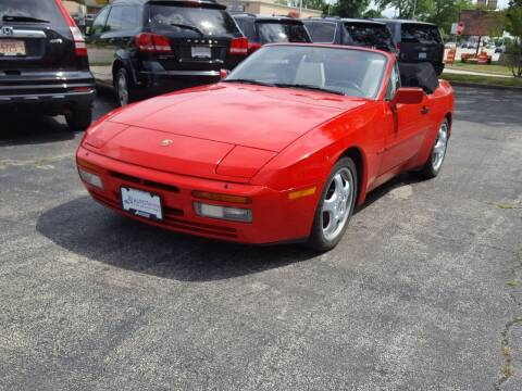 1990 Porsche 944 for sale at AUTOSAVIN in Elmhurst IL