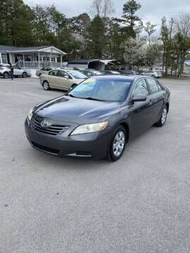 2007 Toyota Camry for sale at Elite Motors in Knoxville TN