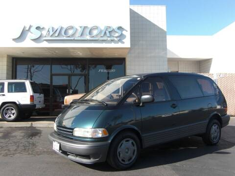 1995 Toyota Previa for sale at J'S MOTORS in San Diego CA