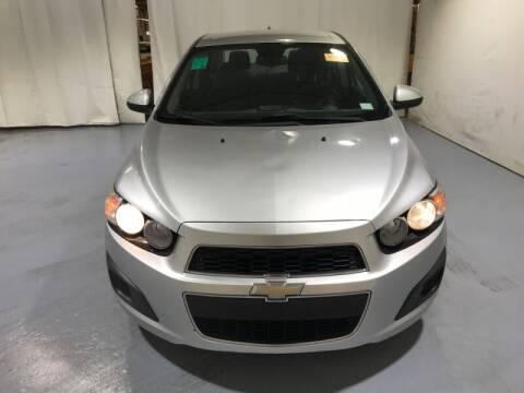 2012 Chevrolet Sonic for sale at DREWS AUTO SALES INTERNATIONAL BROKERAGE in Atlanta GA