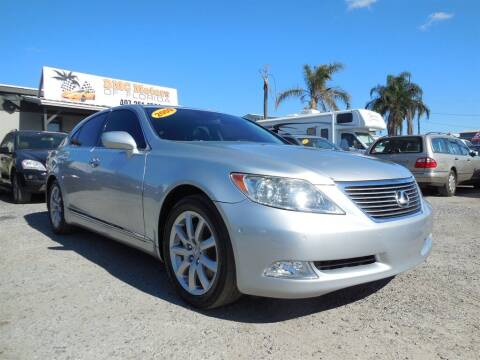 2009 Lexus LS 460 for sale at DMC Motors of Florida in Orlando FL