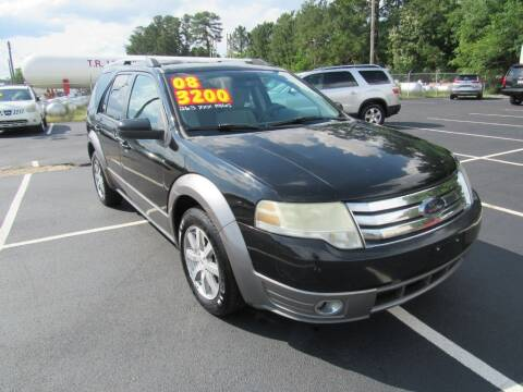 2008 Ford Taurus X for sale at Auto Bella Inc. in Clayton NC