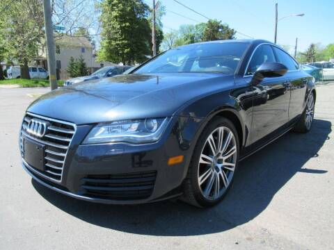 2013 Audi A7 for sale at PRESTIGE IMPORT AUTO SALES in Morrisville PA