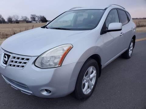 2010 Nissan Rogue for sale at ILUVCHEAPCARS.COM in Tulsa OK