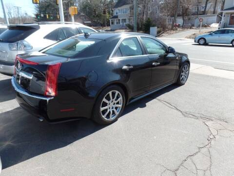 2012 Cadillac CTS for sale at CAR CORNER RETAIL SALES in Manchester CT