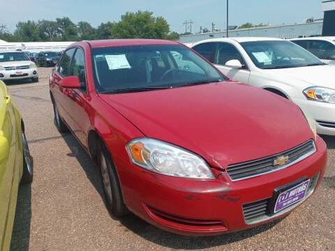 2007 Chevrolet Impala for sale at L & J Motors in Mandan ND