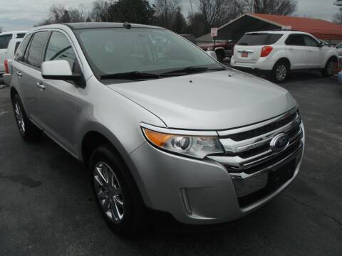 2011 Ford Edge for sale at Morelock Motors INC in Maryville TN