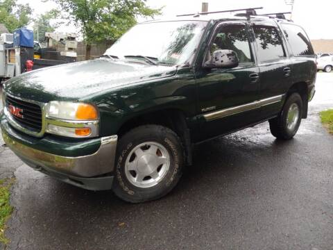 2004 GMC Yukon for sale at J's Auto Exchange in Derry NH