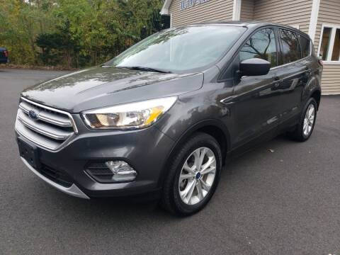 2017 Ford Escape for sale at KLC AUTO SALES in Agawam MA