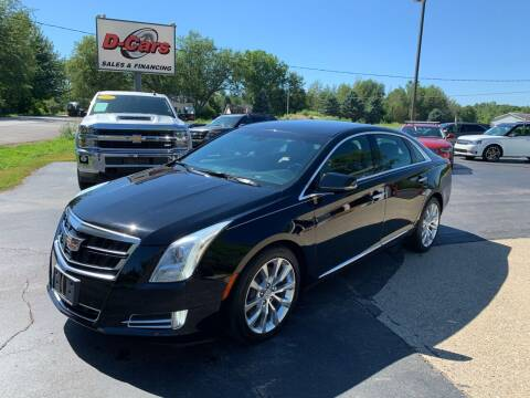 2016 Cadillac XTS for sale at D-Cars LLC in Zeeland MI