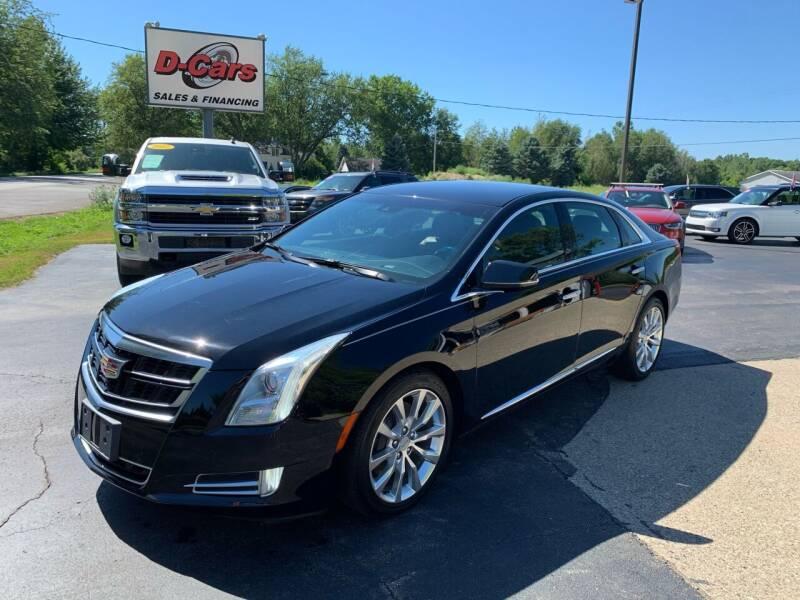 2016 Cadillac XTS for sale at D-Cars LLC in Zeeland MI