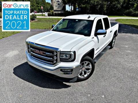 2016 GMC Sierra 1500 for sale at Brothers Auto Sales of Conway in Conway SC