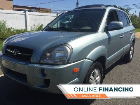 2007 Hyundai Tucson for sale at New Jersey Auto Wholesale Outlet in Union Beach NJ