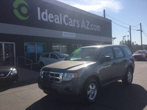 2009 Ford Escape for sale at Ideal Cars Atlas in Mesa AZ