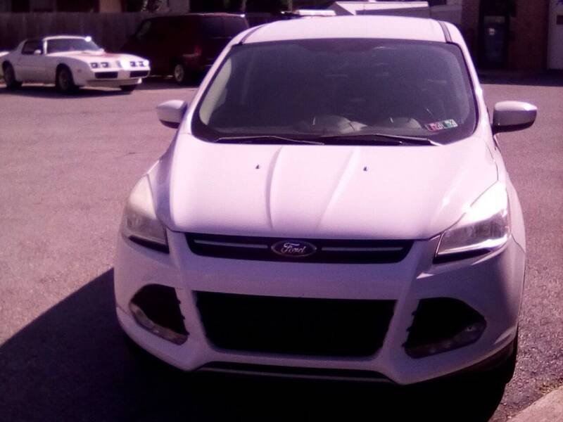 2013 Ford Escape for sale at Albrights Auto Sales in Allentown PA