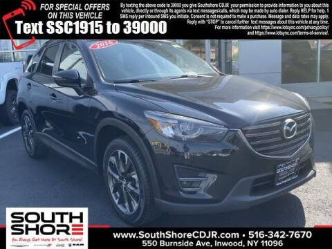 2016 Mazda CX-5 for sale at South Shore Chrysler Dodge Jeep Ram in Inwood NY