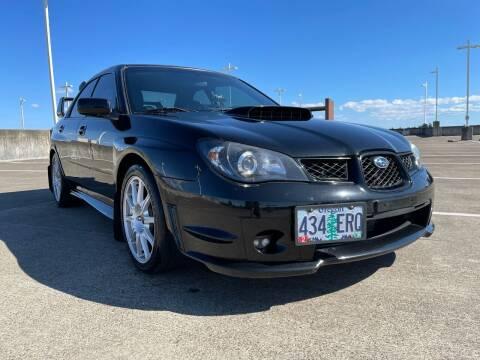 2007 Subaru Impreza for sale at Rave Auto Sales in Corvallis OR