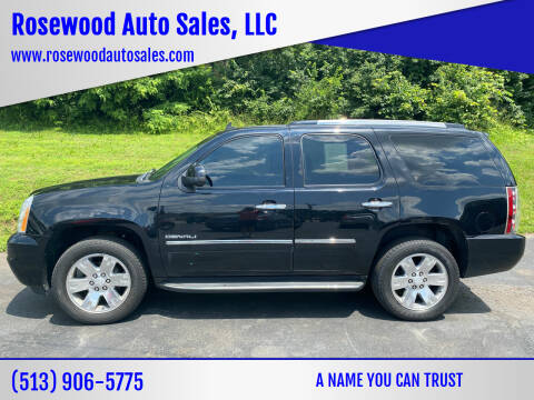 2012 GMC Yukon for sale at Rosewood Auto Sales, LLC in Hamilton OH