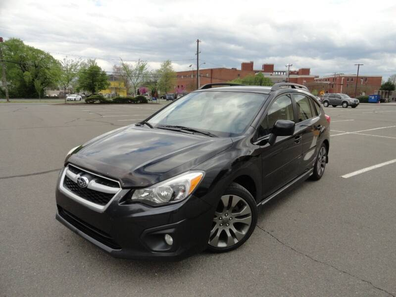 2012 Subaru Impreza for sale at TJ Auto Sales LLC in Fredericksburg VA